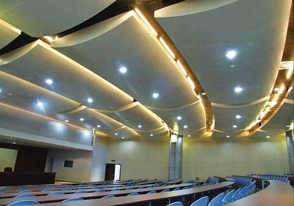 铝单板吊顶工程案例